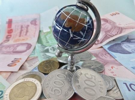 海外取引為替