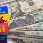 ドルとポイントカード