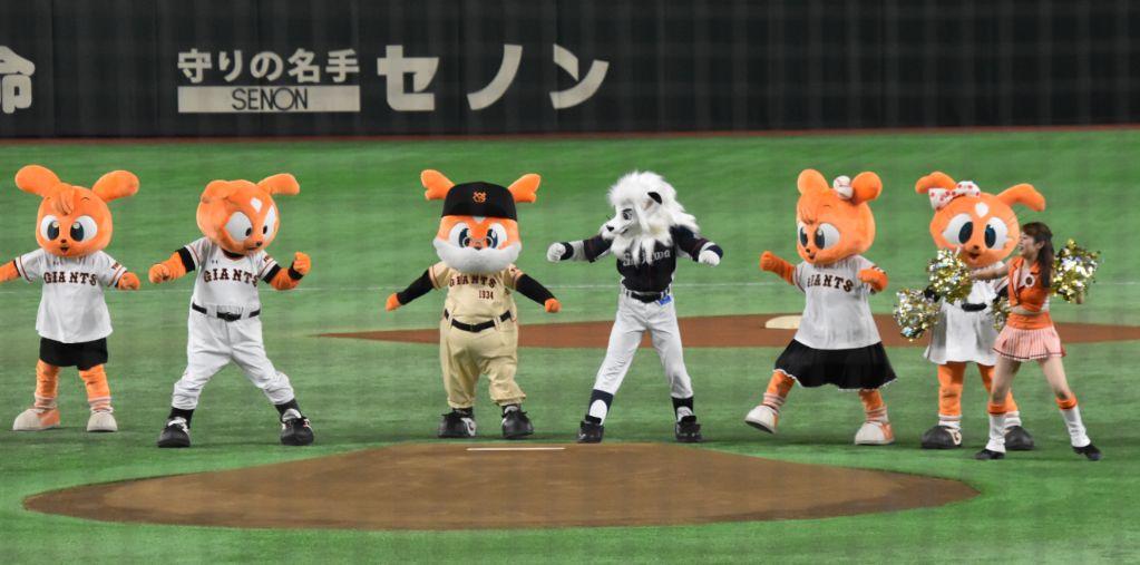東京ドーム交流戦